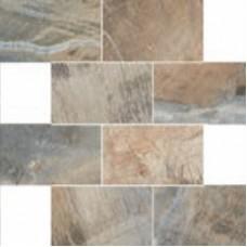 Мозаика 30*30 Fossil MURETTO BLUE