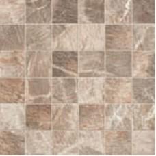 Мозаика 30*30 Fossil QUADRETTI BROWN