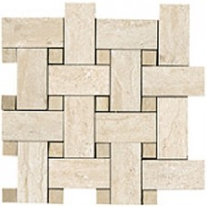 Мозаика 30*30 I TRAVERTINI TRAVERTINO INTRECCIO BEIGE