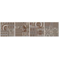 Декор 20*20 Inserto Pattern Beige