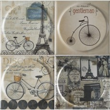 (20х20) VINTAGE PARIS MOON