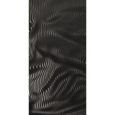 Waves Black (30x60)