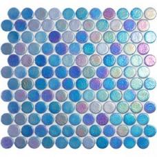 Мозаика 30,1*31,3 Sapphire Circle 555C